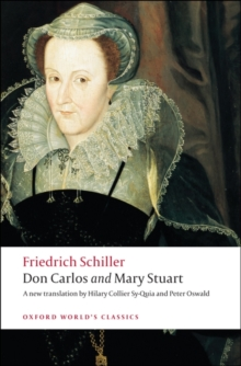 Don Carlos and Mary Stuart, Paperback Book