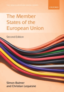 The Member States of the European Union, Paperback Book