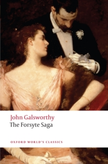 The Forsyte Saga, Paperback / softback Book