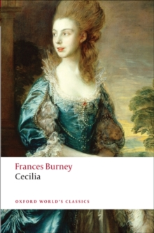 Cecilia : or Memoirs of an Heiress, Paperback / softback Book