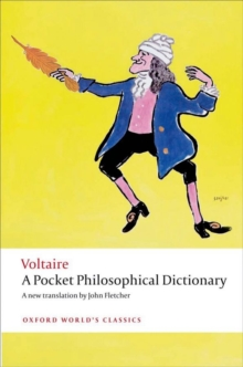 A Pocket Philosophical Dictionary, Paperback / softback Book