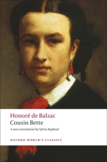 Cousin Bette, Paperback / softback Book