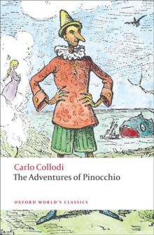 The Adventures of Pinocchio, Paperback Book
