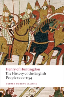 The History of the English People 1000-1154, Paperback Book