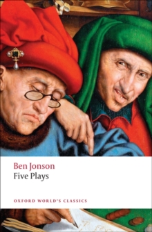 Five Plays, Paperback / softback Book