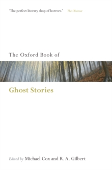 The Oxford Book of English Ghost Stories, Paperback Book