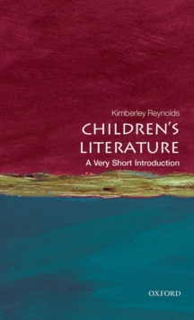 Children's Literature: A Very Short Introduction, Paperback / softback Book