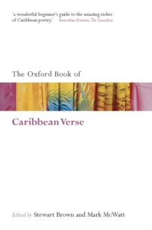 The Oxford Book of Caribbean Verse, Paperback Book