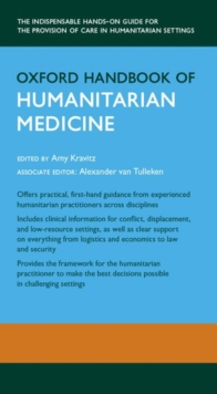 Oxford Handbook of Humanitarian Medicine, Part-work (fasciculo) Book