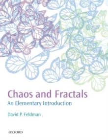Chaos and Fractals : An Elementary Introduction, Paperback Book
