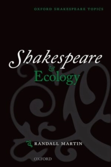 Shakespeare and Ecology, Paperback / softback Book