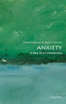 Anxiety: A Very Short Introduction, Paperback / softback Book
