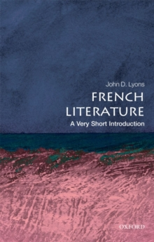 French Literature: A Very Short Introduction, Paperback Book