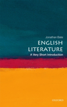 English Literature: A Very Short Introduction, Paperback Book