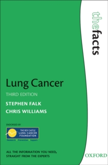 Lung Cancer, Paperback / softback Book