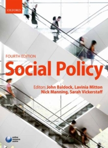 Social Policy, Paperback Book