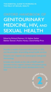 Oxford Handbook of Genitourinary Medicine, HIV, and Sexual Health, Part-work (fasciculo) Book