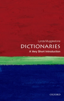 Dictionaries: A Very Short Introduction, Paperback / softback Book
