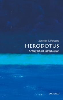Herodotus: A Very Short Introduction, Paperback / softback Book