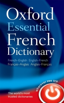 Oxford Essential French Dictionary, Paperback / softback Book