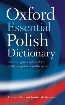 Oxford Essential Polish Dictionary, Paperback Book