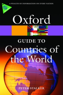 A Guide to Countries of the World, Paperback Book