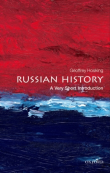 Russian History: A Very Short Introduction, Paperback / softback Book