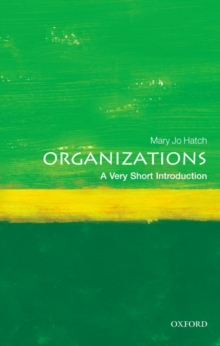 Organizations: A Very Short Introduction, Paperback Book