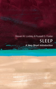 Sleep: A Very Short Introduction, Paperback Book