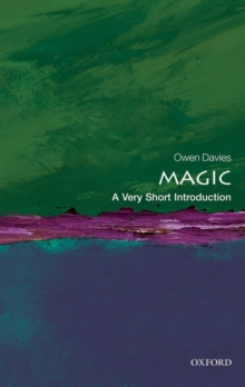 Magic: A Very Short Introduction, Paperback / softback Book