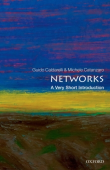 Networks: A Very Short Introduction, Paperback Book