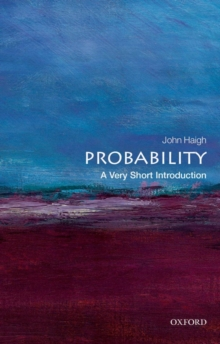 Probability: A Very Short Introduction, Paperback / softback Book
