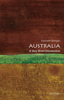 Australia: A Very Short Introduction, Paperback / softback Book