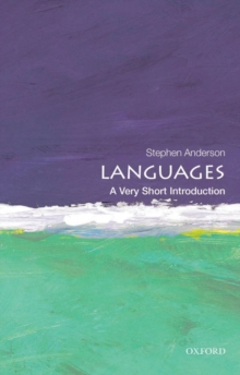 Languages: A Very Short Introduction, Paperback / softback Book