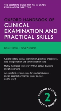 Oxford Handbook of Clinical Examination and Practical Skills, Part-work (fasciculo) Book