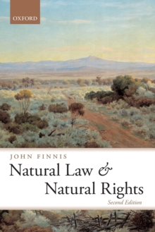 Natural Law and Natural Rights, Paperback / softback Book
