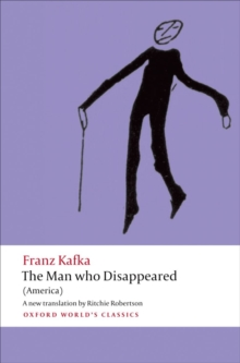 The Man who Disappeared : (America), Paperback / softback Book