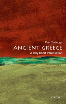 Ancient Greece: A Very Short Introduction, Paperback Book
