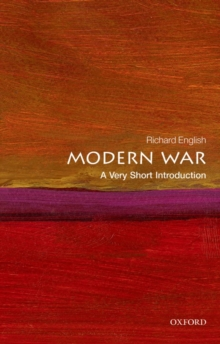Modern War: A Very Short Introduction, Paperback Book