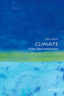 Climate: A Very Short Introduction, Paperback / softback Book