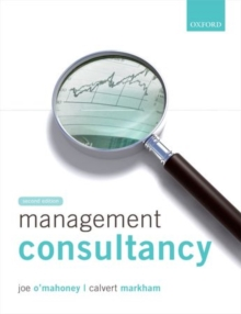 Management Consultancy, Paperback Book