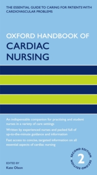 Oxford Handbook of Cardiac Nursing, Paperback / softback Book