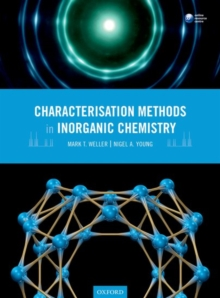 Characterisation Methods in Inorganic Chemistry, Paperback Book