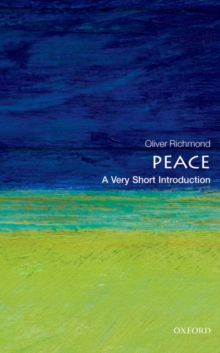 Peace: A Very Short Introduction, Paperback / softback Book