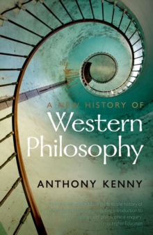 A New History of Western Philosophy, Paperback Book