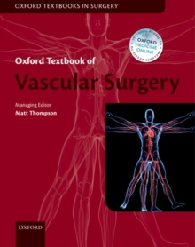 Oxford Textbook of Vascular Surgery, Hardback Book