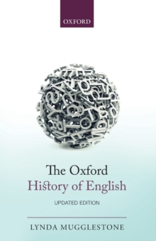 The Oxford History of English, Paperback / softback Book