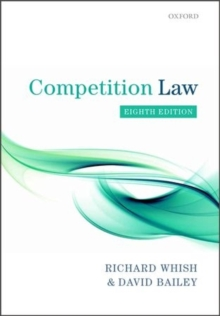 Competition Law, Paperback / softback Book
