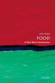 Food: A Very Short Introduction, Paperback Book