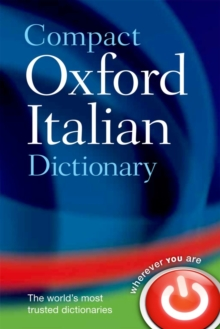 Compact Oxford Italian Dictionary, Paperback Book